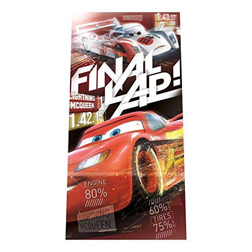Disney Cars Serviette finale Slap (300g. 100% coton)