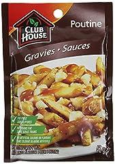 3 Packs Club House Poutine Gravy Mix 42g