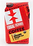 Equal Exchange Organic Coffee, Midnight Sun, Whole Beans, 10 Ounces, 3 PACK