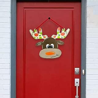 Best christmas decorations door hanging Reviews