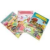 Libro Colorear Cuaderno para Pintar para Niñas y Niños a partir de 1 Año. Libros de Colorear...