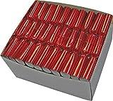 50x KNALLBONBONS in verschiedenen Farben erhältlich (Rot)