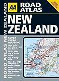 AA Road Atlas New Zealand