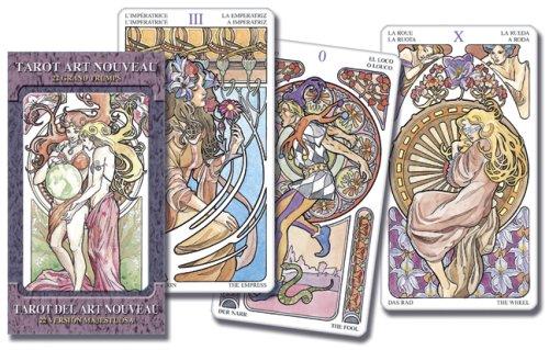 Tarot Art Nouveau Grand Trumps