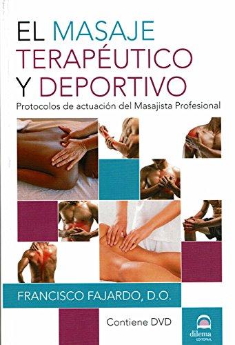 Masaje terapéutico y deportivo,El (Incluye CD)