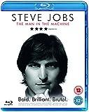 Steve Jobs - The Man In The Machine [Edizione: Regno Unito] [Reino Unido] [Blu-ray]