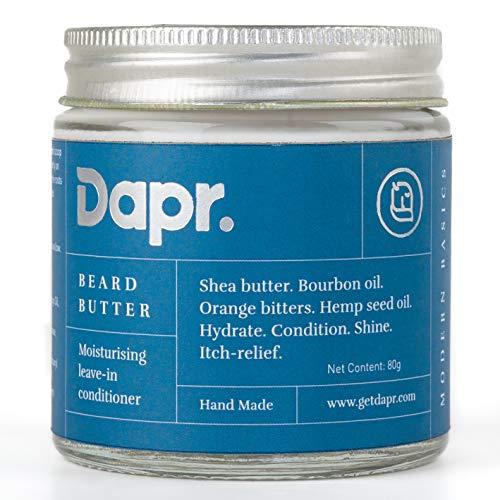 Dapr. Beard Butter (100 grams) |Made in India| Perfect Combination Of Beard Oil & Balm