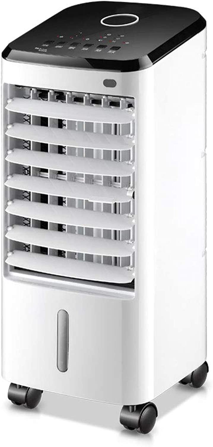Lingyun Remote Control Air Cooler, 3 Fan Speeds With Oscillation Function, 5 Litre Water Tank For Home Or Office Use