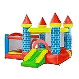wangYUEQ Bouncy Castles - Diapositiva inflable para niños con...