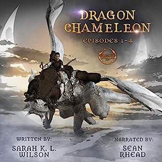 Dragon Chameleon: Episodes 1-4 cover art