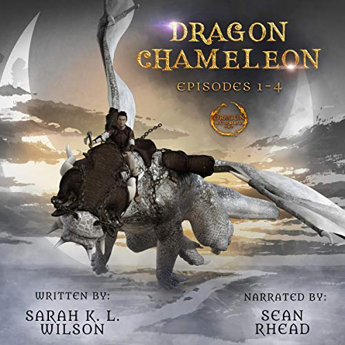 Dragon Chameleon: Episodes 1-4 cover art