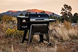 Pit Boss Navigator 850 - Barbecue a pellet, in acciaio, 147 x 94 x 119 cm, con display digitale
