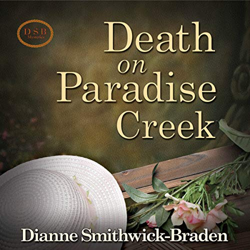 Page de couverture de Death on Paradise Creek