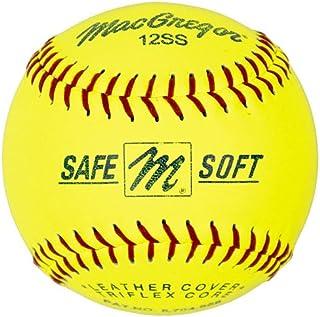 MacGregor Safe/Soft Training Softballs (One Dozen)