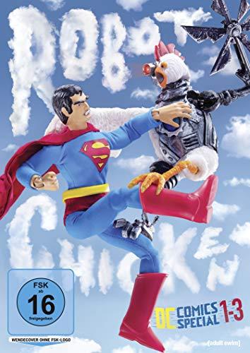 Robot Chicken - DC Comics Special 1 - 3 [Alemania] [DVD]