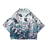 QSQWL Kimono De Las Mujeres De Los Hombres del Kimono Japon�