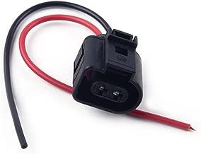 CITALL Fog light wiring plug pigtail connector 1J0973722 Fit For Volkswagen Jetta Golf GTI MK4