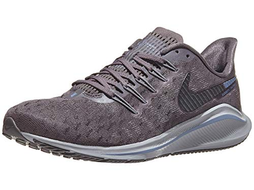 Nike Air Zoom Vomero 14 Men's Running Shoe Thunder Grey/Black-Stellar Indigo 11.0