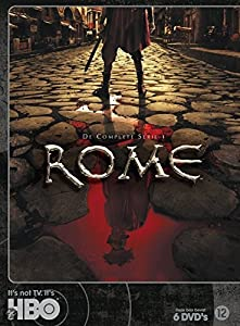Rome: The Complete HBO Season 1 - extended version - limited edition wooden box set