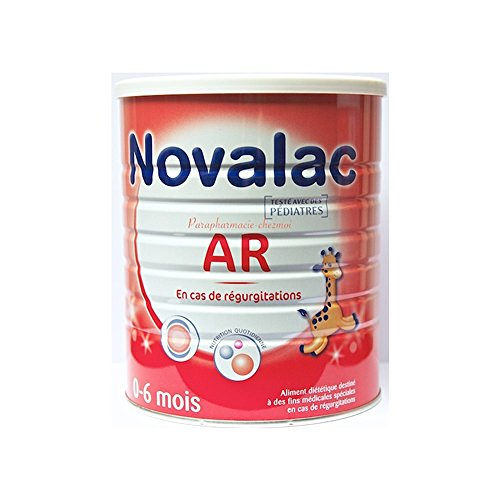 latte in polvere novalac ar 1 anti rigurgito da 0-6 mesi 800 g