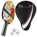 Butterfly Timo Boll Gold - Juego de raquetas de ping pong (i