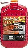 Toyotomi 1 Bidón isoparafina Clear 20 litros, rojo