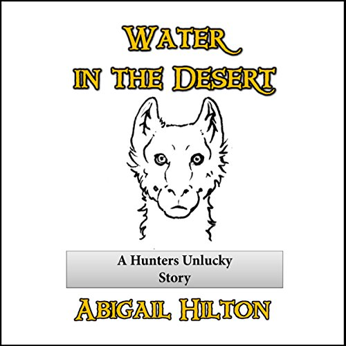 Water in the Desert audiobook cover art