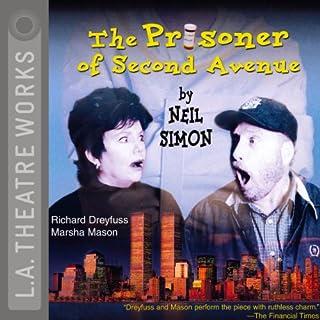 The Prisoner of Second Avenue audiobook cover art