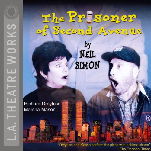 The Prisoner of Second Avenue cover art