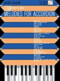 138 Easy to Play Melodies for Accordion: World's Favorite Series Volume 27 (World's Favorite (Ashley Publications))