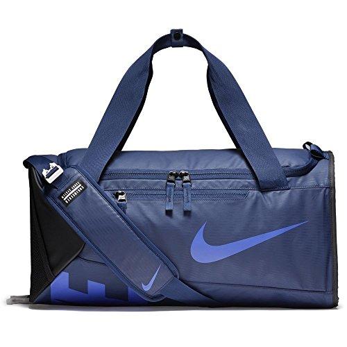 Nike Duffel Small Sporttasche (Farbe: 430 binary blue/black/persian)