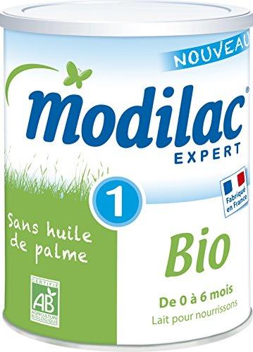 Modilac Expert Bio 1 de 0 à 6 Mois 800 g