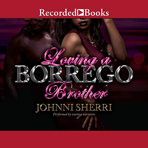 Loving a Borrego Brother audiobook cover art