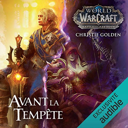 Warcraft. Avant la tempête cover art