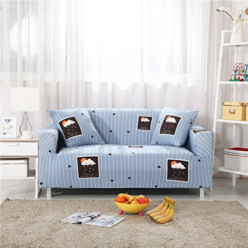 weiwei Personalized Sofa Sets Four Seasons General All-Inclusive Non-Slip Fabric Combination Cushion-N 235cm-300cm