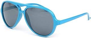 Eye Wear - Gafas de sol para niño (6 a 12 años), color azul