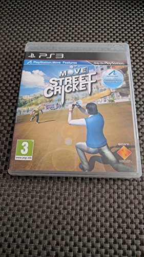 Move Street Cricket (PS3)