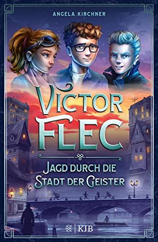 Victor Flec – Jagd durch die Stadt der Geister: Band 1 (German Edition)
