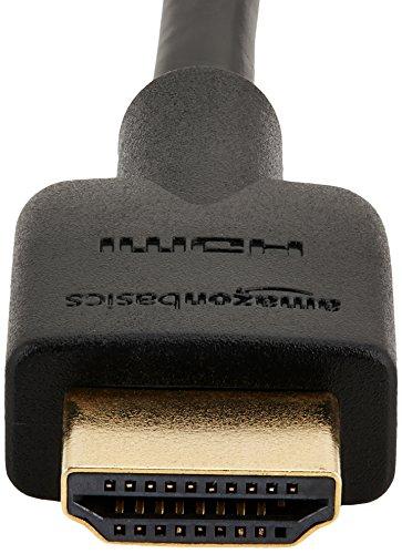 Xoro HSD 8470 HDMI MPEG4 DVD-Player (USB 2.0, Mediaplayer, 1080p Upscaling, MultiROM) schwarz & Amazon Basics Hochgeschwindigkeits-HDMI-Kabel 2.0, 3D, 4K-Videowiedergabe und ARC, 0,9 m, 2er-Pack