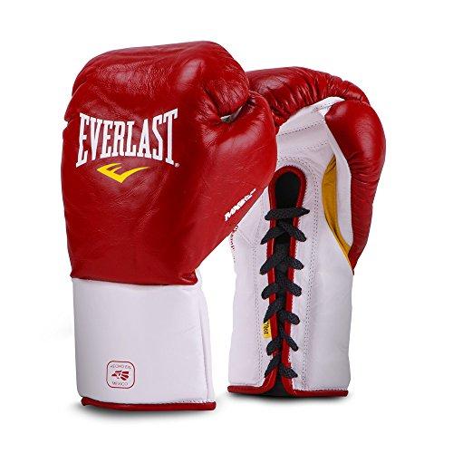 Everlast Mx Pro Fight Handschuhe, 227 g, Rot