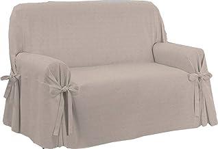 Amazon.es: funda sofa lazos