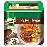 Knorr Würzbasis Soße zu Braten (ohne geschmacksverstärkende Zusatzstoffe) 253 g x 3