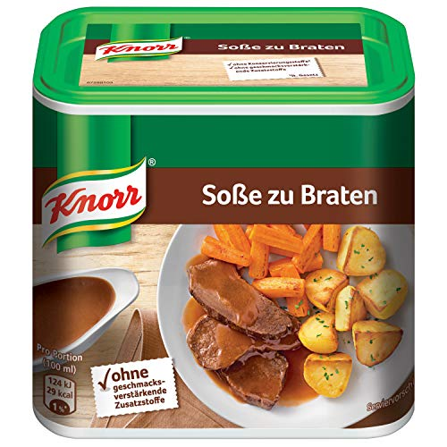 Knorr Würzbasis Soße zu Braten (ohne geschmacksverstärkende Zusatzstoffe) 253 g