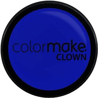 Mini Clown Makeup 8G, Colormake, Azul