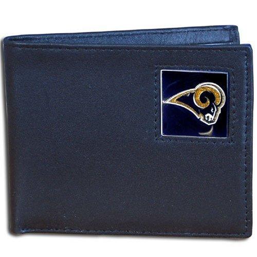 Siskiyou Gifts Co, Inc. NFL Damen Geldbörse, Leder, Damen, St. Louis Rams, One Size Fits All