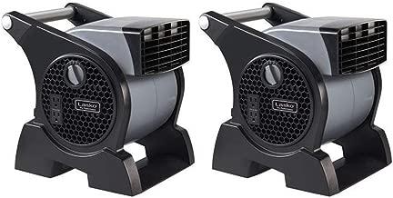 Lasko Pro-Performance High Velocity Utility Fan 2 Pack