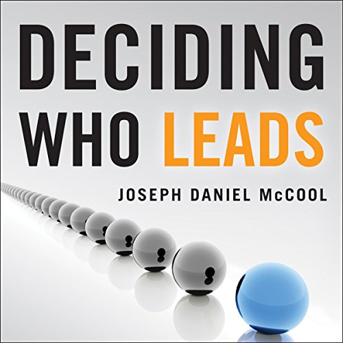 Deciding Who Leads Titelbild