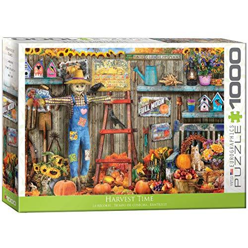 EuroGraphics 5448 Harvest Time Puzzle (1000 Piece)
