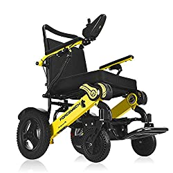 Electric Wheelchair For Heavy Persons
