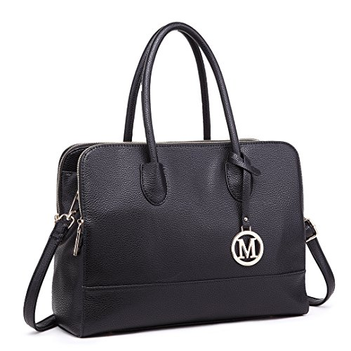 Miss Lulu Women Adjustable Handbags Designer Shoulder Tote...